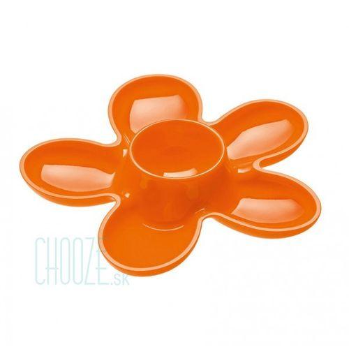 Stojan na vajíčko A-pril - Solid orange