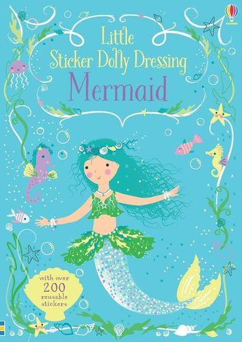 Little Sticker Dolly Dressing: Mermaid