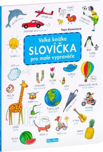 Velká knížka: Slovíčka pro malé vypravěče