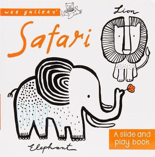 Wee Gallery Leporelo: Safari