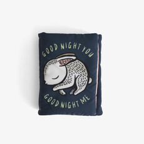 Wee Gallery Textilná knižka: Goodnight You, Goodnight Me Soft Book