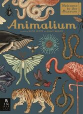 Welcome To The Museum: Animalium